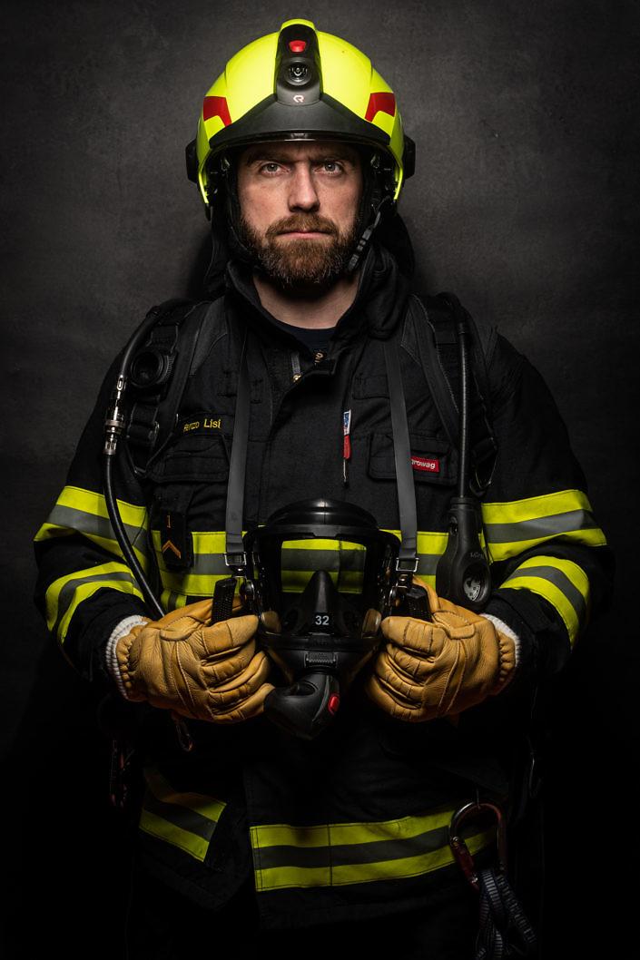 Feuerwehrmann Chur